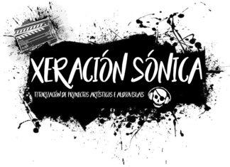 Logotipo Xeración Sónica